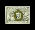 Fractional Currency:Second Issue, Fr. 1283 25c Second Issue Very Choice New. Bright paper, nice centering, and margins so close to that of a Gem note....