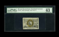 Fractional Currency:Second Issue, Fr. 1317 50c Second Issue PMG Choice Uncirculated 63. This is a very pleasing example of this second issue higher denominati...