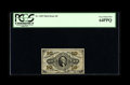 Fractional Currency:Third Issue, Fr. 1255 10c Third Issue PCGS Very Choice New 64PPQ. Wide margins and a reflective bronze overprint are merits of this note....