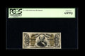 Fractional Currency:Third Issue, Fr. 1326 50c Third Issue Spinner PCGS Choice New 63PPQ. The margins on three sides of this note are particularly large for t...