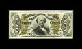 Fractional Currency:Third Issue, Fr. 1329 50c Third Issue Spinner Choice New. This scarcer number has nice face margins and dark autographed signatures of Al...