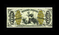 Fractional Currency:Third Issue, Fr. 1362 50c Third Issue Justice Choice New. Bold bronze and embossing are highlights of this Justice with the right edge ju...