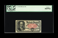 Fractional Currency:Fifth Issue, Fr. 1381 50c Fifth Issue PCGS Gem New 66PPQ. This is a wonderfulCrawford note that maintains even margins with excellent ba...