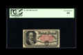 Fractional Currency:Fifth Issue, Fr. 1381 50c Fifth Issue PCGS Very Choice New 64. A wider bottommargin is what this note needs in order to top out at a hig...