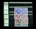 Military Payment Certificates:Series 651, Series 651 5¢ PCGS Gem New 65PPQ, 10¢ PCGS Gem New 66PPQ, 25¢Superb Gem New 67PPQ, 50¢ Gem New 66PPQ. This great set of fra...
