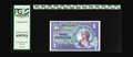 Military Payment Certificates:Series 661, Series 661 $1 PCGS Superb Gem New 69PPQ. How close to perfect would you like? This note will undoubtedly find its way to the...