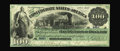Confederate Notes:1861 Issues, T3 $100 1861. This note recently surfaced and its serial number had not been recorded previously by any Confederate scribe. ...