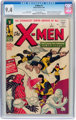 X-Men #1 (Marvel, 1963) CGC NM 9.4 Off-white to white pages