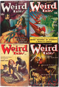 Pulps:Horror, Weird Tales Group (Popular Fiction, 1934-40) Condition: Average VG+.... (Total: 19 Comic Books)