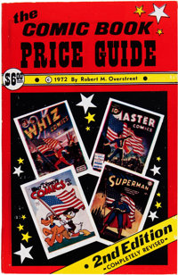 Overstreet Comic Book Price Guide #2 (Bob Overstreet, 1972) Condition: VF/NM