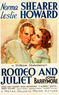"Movie Posters:Drama, Romeo and Juliet (MGM, 1936). One Sheet (25"" X 40.5"").. ..."