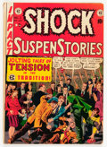 Golden Age (1938-1955):Horror, Shock SuspenStories #2 (EC, 1952) Condition: VG/FN....
