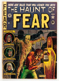 Golden Age (1938-1955):Horror, Haunt of Fear #4 (EC, 1950) Condition: VG....