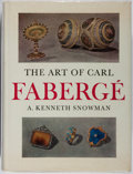 Books:Art & Architecture, A. Kenneth Snowman. The Art of Carl Faberge. Boston Book, [n. d.]. Minor rubbing and bumping to boards. Price-cl...
