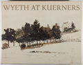 Books:Art & Architecture, [Andrew Wyeth]. Wyeth at Kuerners. Houghton Mifflin, 1976. First edition, first printing. Minor toning and soiling t...