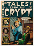 Golden Age (1938-1955):Horror, Tales From the Crypt #23 (EC, 1951) Condition: VG-....