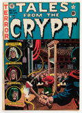 Golden Age (1938-1955):Horror, Tales From the Crypt #27 (EC, 1951) Condition: VG/FN....