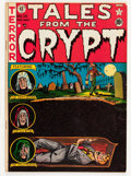 Golden Age (1938-1955):Horror, Tales From the Crypt #28 (EC, 1952) Condition: FN-....