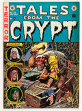 Golden Age (1938-1955):Horror, Tales From the Crypt #29 (EC, 1952) Condition: FN+....