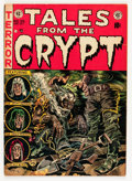 Golden Age (1938-1955):Horror, Tales From the Crypt #30 (EC, 1952) Condition: VG/FN....