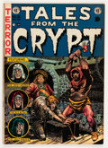 Golden Age (1938-1955):Horror, Tales From the Crypt #31 (EC, 1952) Condition: FN+....