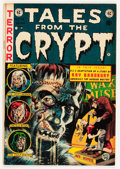 Golden Age (1938-1955):Horror, Tales From the Crypt #34 (EC, 1953) Condition: FN....