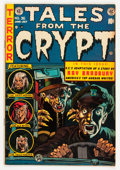 Golden Age (1938-1955):Horror, Tales From the Crypt #36 (EC, 1953) Condition: FN+....