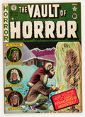 Golden Age (1938-1955):Horror, Vault of Horror #22 (EC, 1951) Condition: VG/FN....