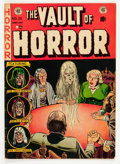 Golden Age (1938-1955):Horror, Vault of Horror #25 (EC, 1952) Condition: VG/FN....