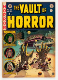 Golden Age (1938-1955):Horror, Vault of Horror #26 (EC, 1952) Condition: VG/FN....