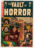 Golden Age (1938-1955):Horror, Vault of Horror #30 (EC, 1953) Condition: FN-....