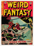Golden Age (1938-1955):Science Fiction, Weird Fantasy #14 (EC, 1952) Condition: VG/FN....