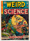 Golden Age (1938-1955):Science Fiction, Weird Science #9 (EC, 1951) Condition: VG/FN....