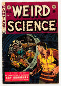 Golden Age (1938-1955):Science Fiction, Weird Science #19 (EC, 1953) Condition: VG/FN....