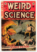 Golden Age (1938-1955):Science Fiction, Weird Science #21 (EC, 1953) Condition: VG+....