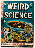 Golden Age (1938-1955):Science Fiction, Weird Science #16 (EC, 1952) Condition: FN....