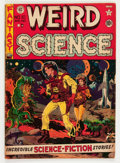 Golden Age (1938-1955):Science Fiction, Weird Science #10 (EC, 1951) Condition: FN-....