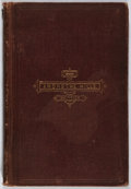 Books:Literature Pre-1900, John Greenleaf Whittier. Among the Hills, and Other Poems.Fields, Osgood, 1869. Later impression. Minor wear to clo...