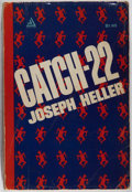 Books:Literature 1900-up, Joseph Heller. INSCRIBED. Catch-22. Delta, 1964. First tradeedition, first printing. Signed and inscribed by the ...