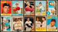 Baseball Cards:Lots, 1950's-1970's Stars, Superstars & HoFers Collection (18). ...