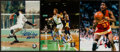 Basketball Collectibles:Photos, Sports Stars Signed Photograph Lot of 4. ...