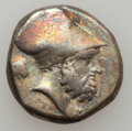 Ancients:Ancient Lots  , Ancients: LUCANIA. Metapontum. Ca. 330-300 BC. Lot of three (3) ARstaters.... (Total: 3 coins)