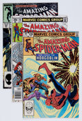 Modern Age (1980-Present):Superhero, The Amazing Spider-Man Group (Marvel, 1979-87) Condition: AverageNM-.... (Total: 29 Comic Books)
