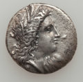 Ancients:Greek, Ancients: LUCANIA. Metapontum. Ca. 330-300 BC. AR stater (7.63gm)....