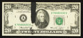 Error Notes:Ink Smears, Fr. 2071-A $20 1974 Federal Reserve Note. Very Fine-ExtremelyFine.. ...