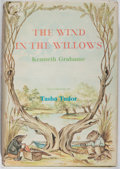 Books:Children's Books, Tasha Tudor [illustrator]. Kenneth Grahame. The Wind in theWillows. World, 1966. Minor rubbing and bumping to board...