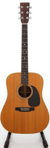 Musical Instruments:Acoustic Guitars, 1970 Martin D-28 Natural Acoustic Guitar, Serial 268466....
