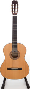 Musical Instruments:Acoustic Guitars, 1970s Hohner HC-06 Natural Classical Guitar. ...