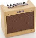 Musical Instruments:Amplifiers, PA, & Effects, 2007 Fender Bronco Tweed Guitar Amplifier, Serial # LOT079039....