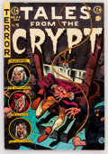 Golden Age (1938-1955):Horror, Tales From the Crypt #44 (EC, 1954) Condition: FN....